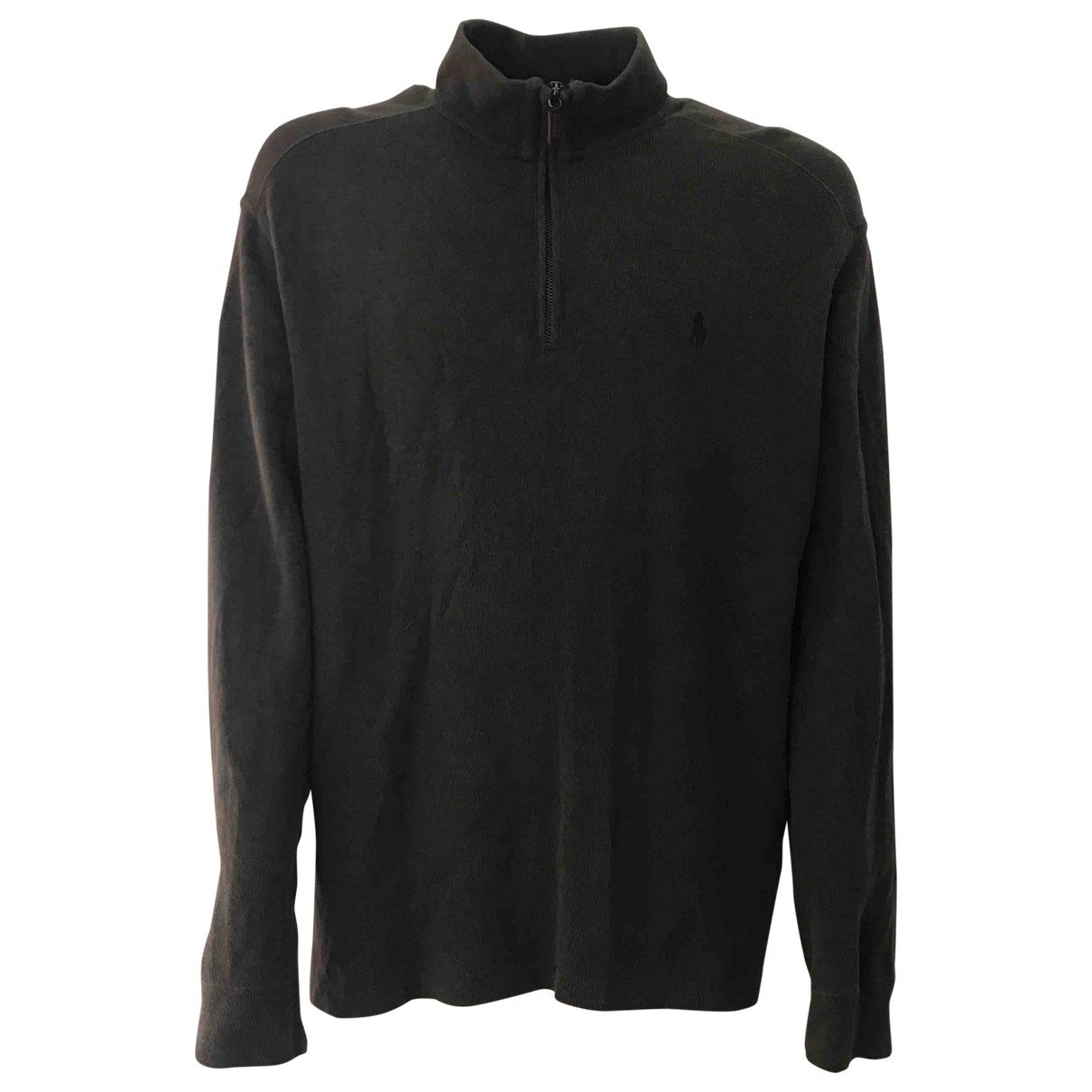 Polo Ralph Lauren \N Green Cotton Knitwear & Sweatshirts for Men L International