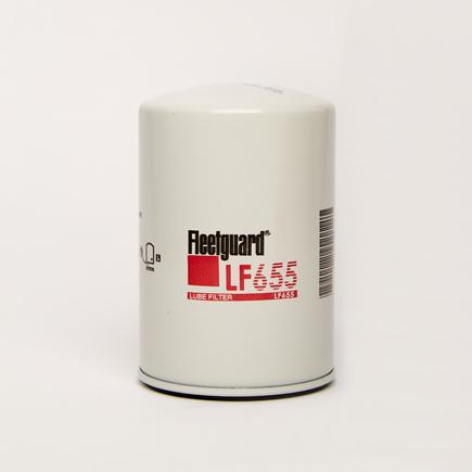 Fleetguard LF655 - Lube, Spin On Filter