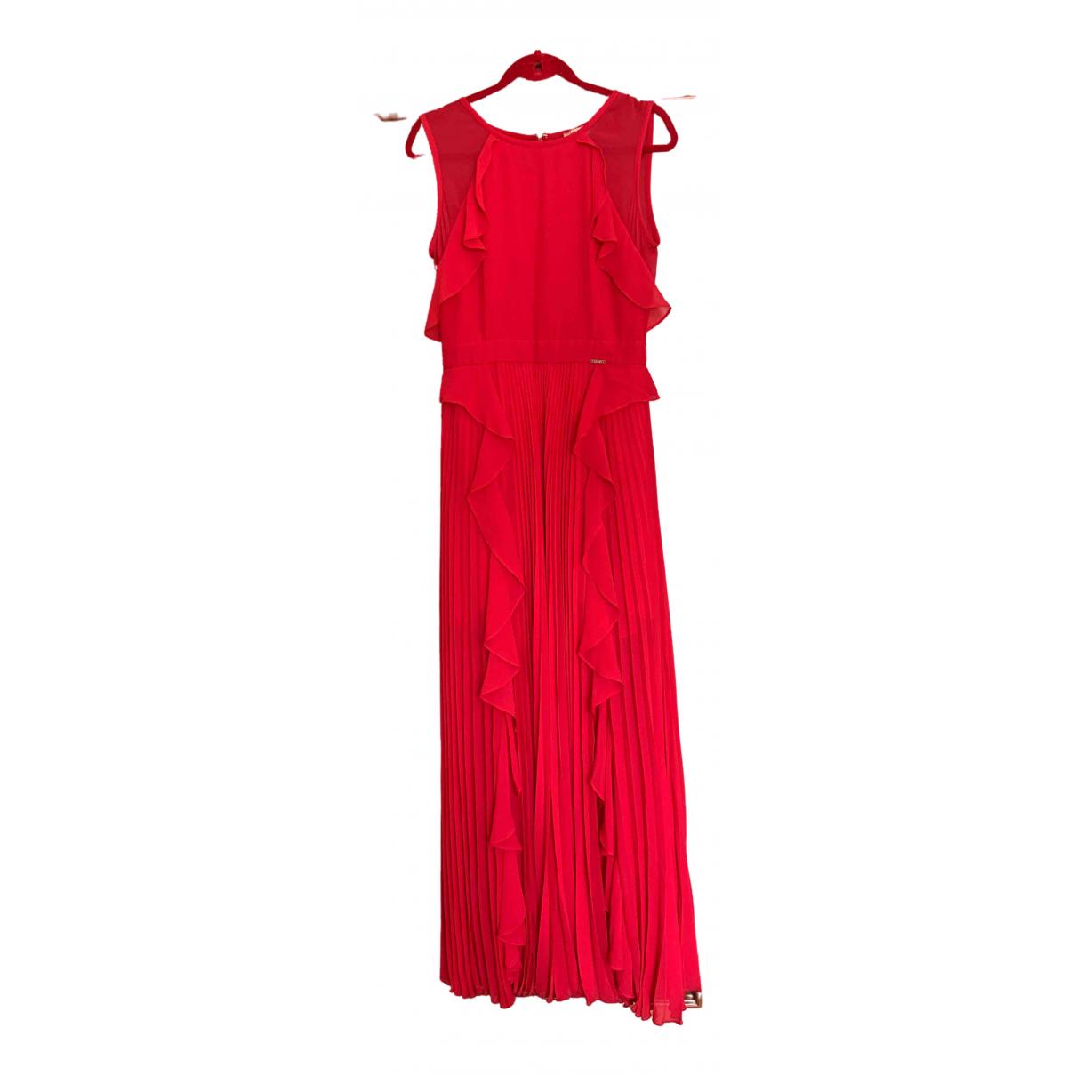 Liu.jo \N Kleid in  Rot Synthetik