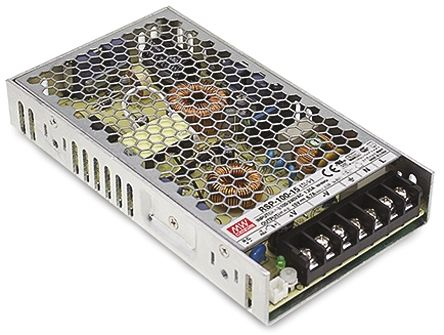 Mean Well , 66W Embedded Switch Mode Power Supply SMPS, 3.3V dc, Enclosed