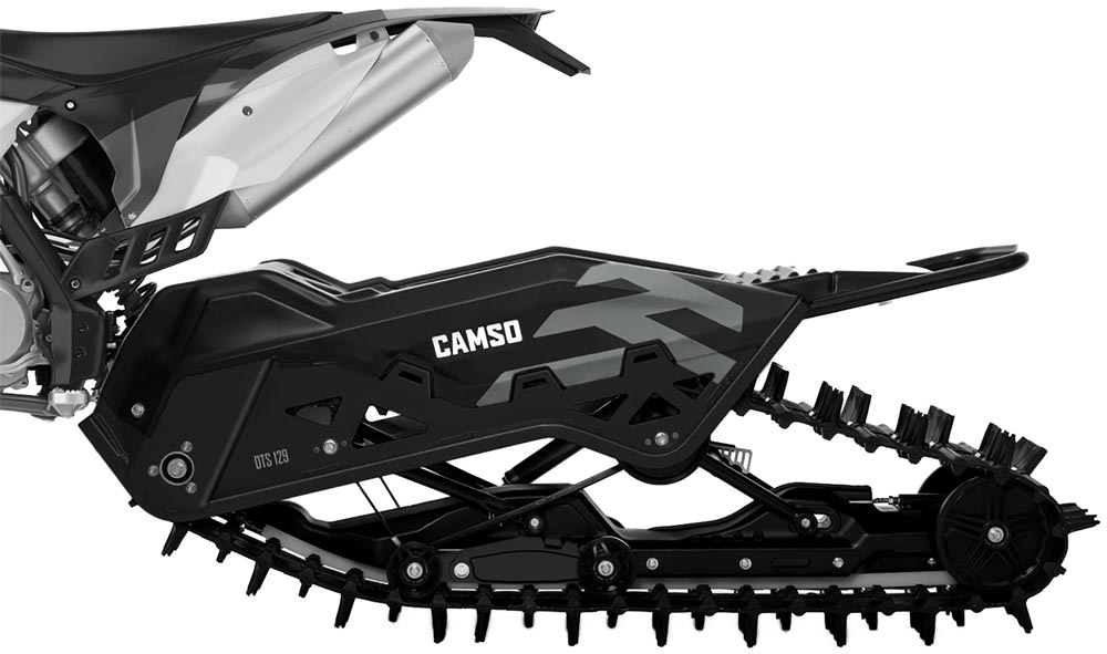 Camso J1A1-00-7597 Snow Bike Kit Dts 129