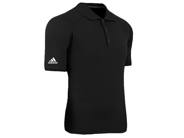 Adidas Mens Climalite Blended Pique Polo