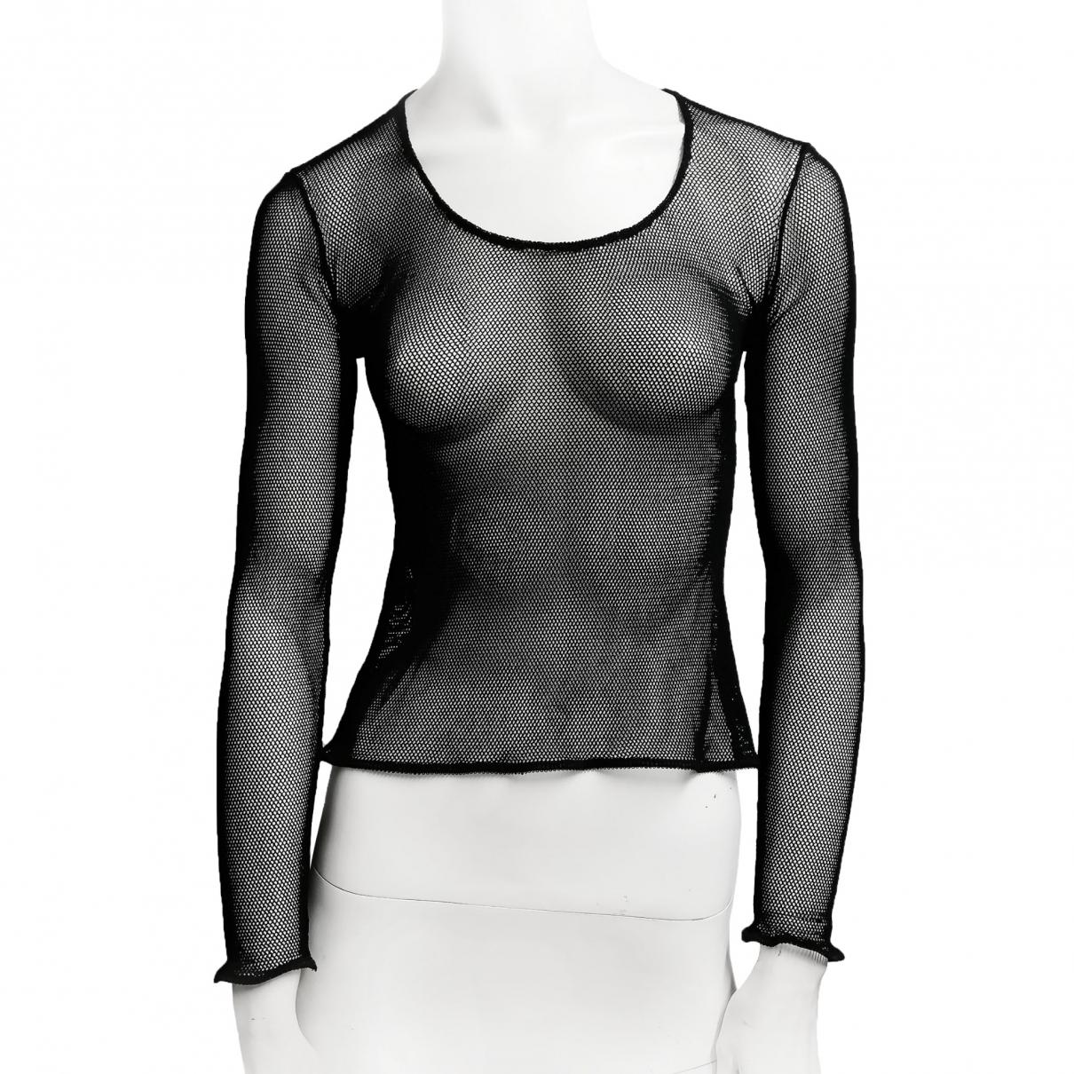 Dolce & Gabbana \N Black  top for Women S International