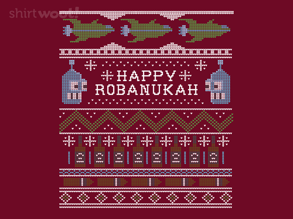 Happy Robanukah! T Shirt