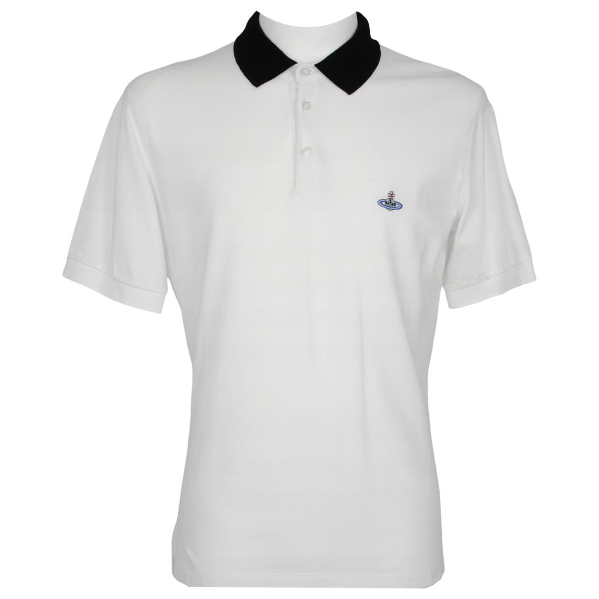 Vivienne Westwood - Polos   pour homme en coton - blanc