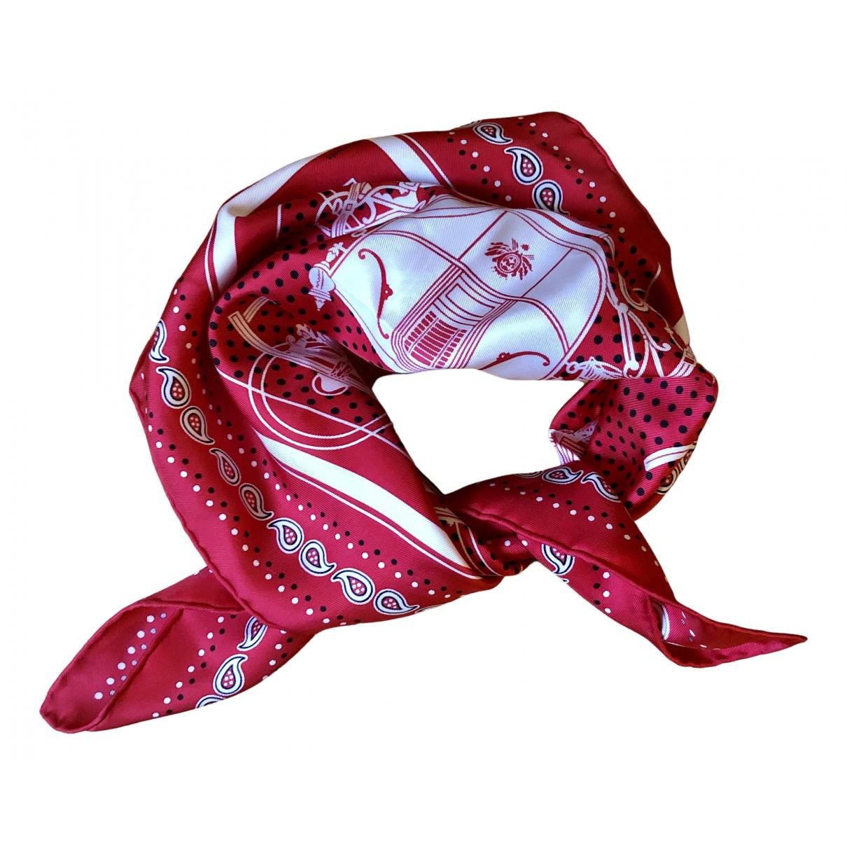 Pañuelo Bandana 55 de Seda Hermes