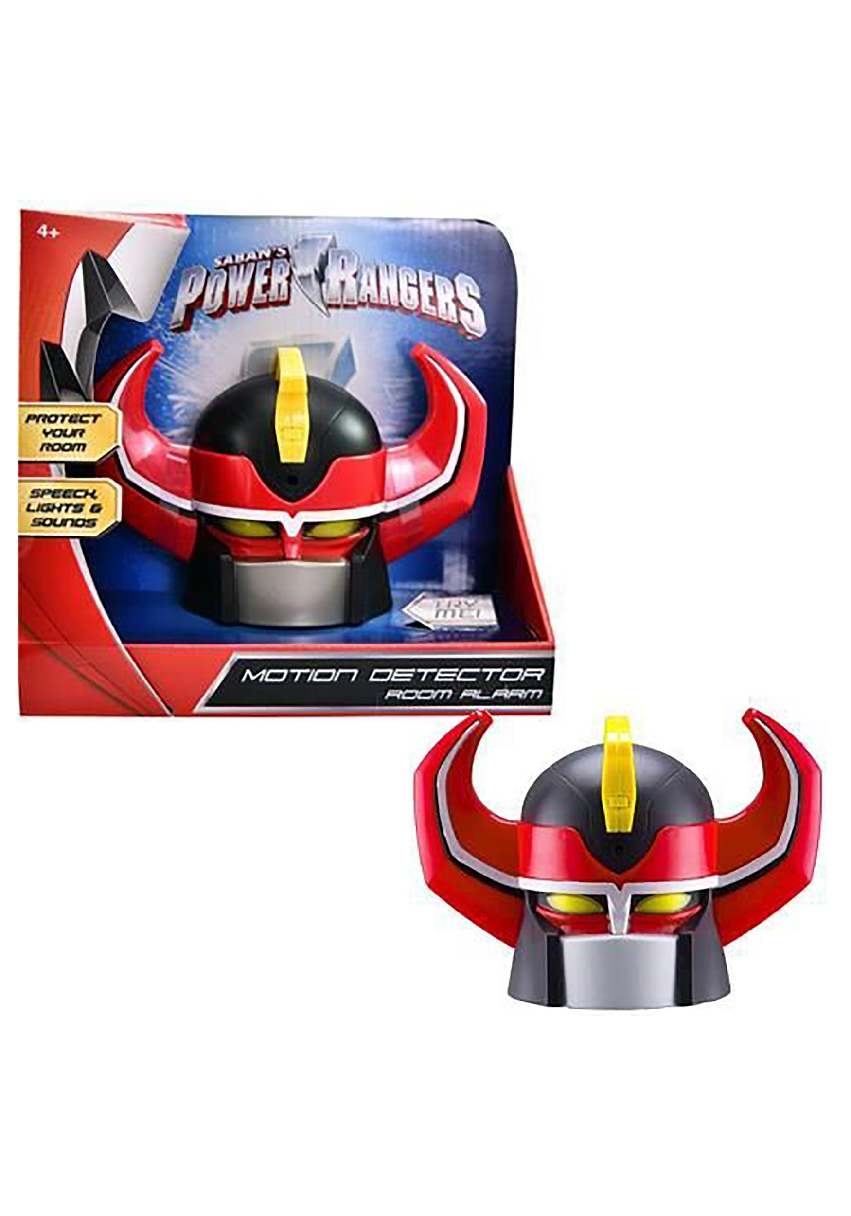 Mega Zord Power Ranger Motion Alarm