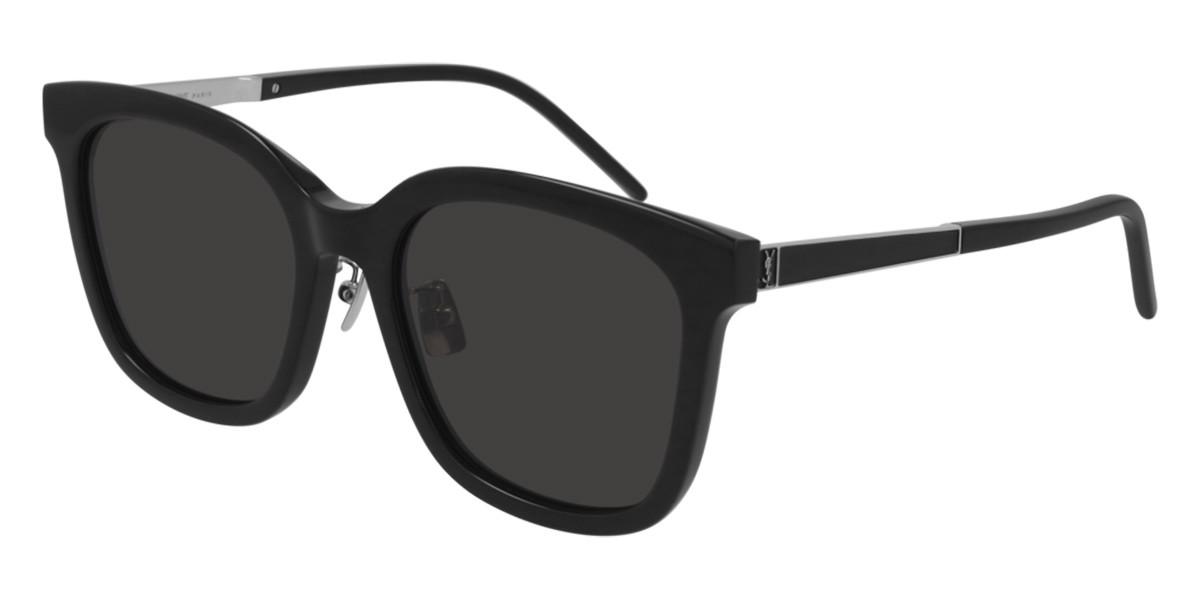 Saint Laurent SL M77/K Asian Fit 001 Women's Sunglasses  Size 54 - Free RX Lenses