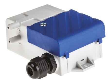 Gems Sensors Pressure Sensor for Air, Non-Conductive Gas , 500Pa Max Pressure Reading Analogue