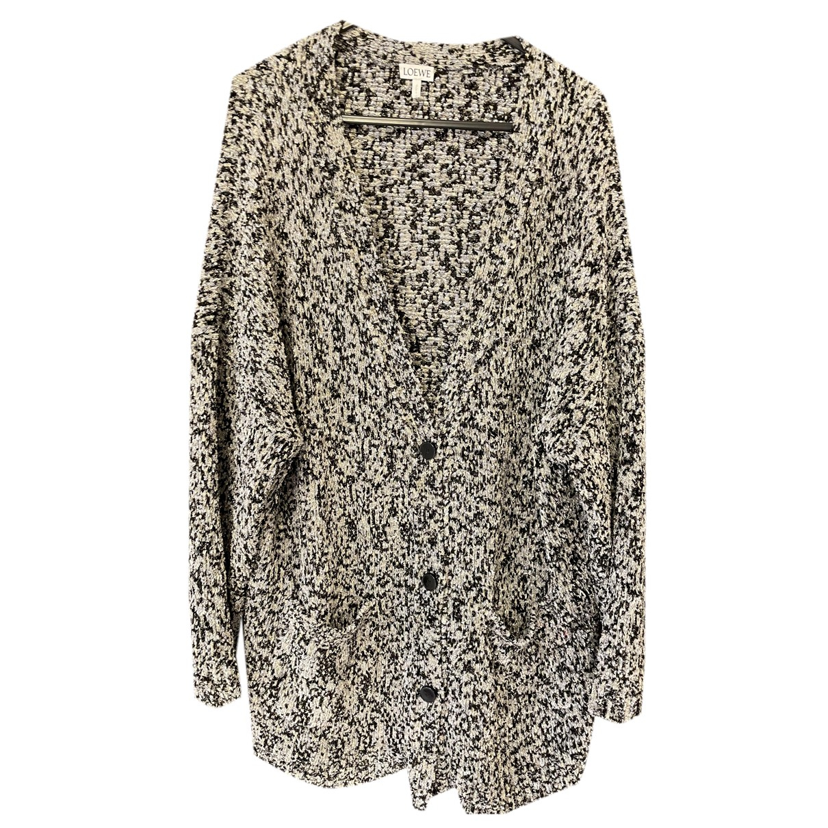 Loewe N Grey Knitwear for Women XS International