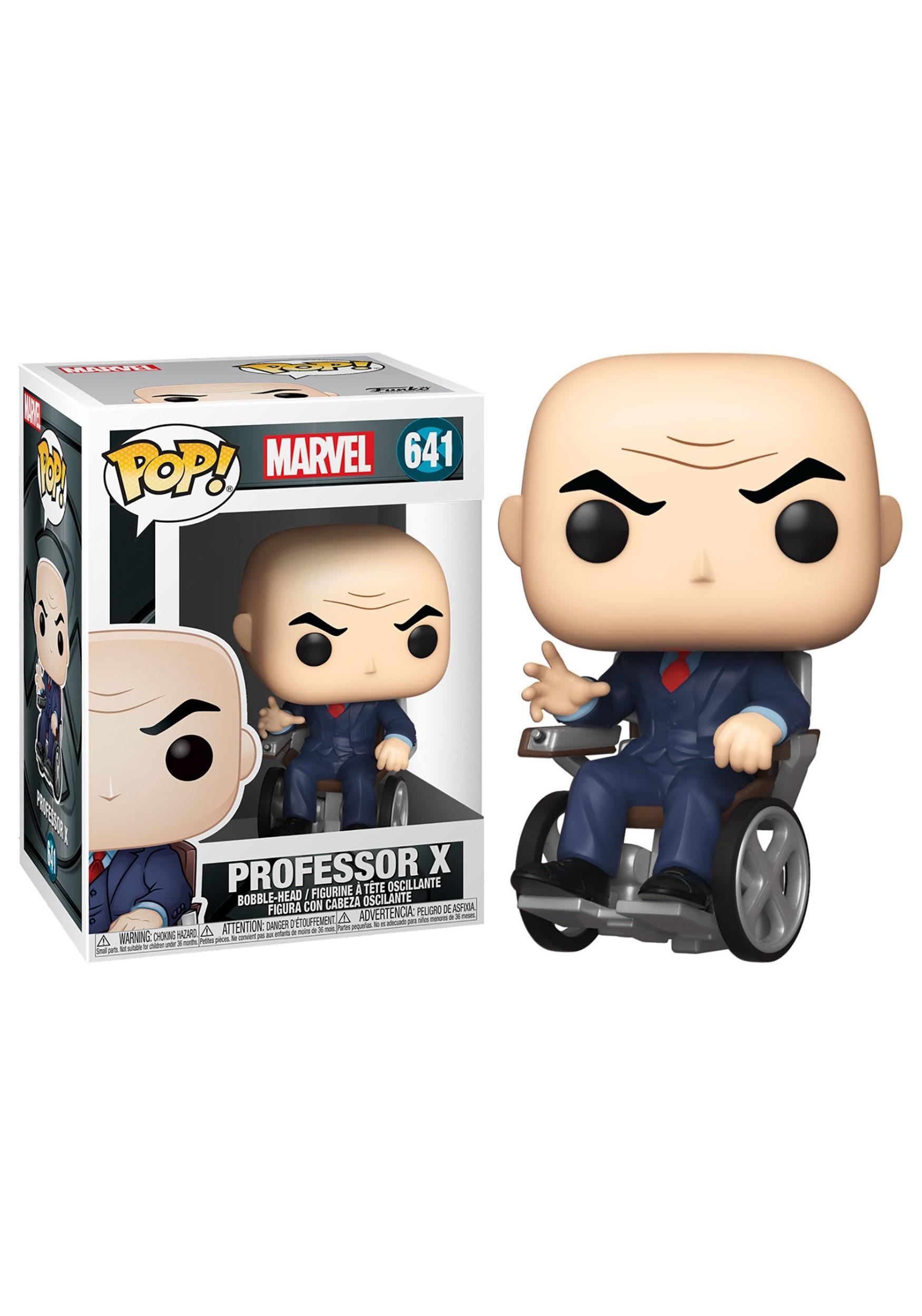 Marvel: X-Men 20th- Professor X Funko POP Bobblehead Figure