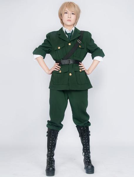 Milanoo Halloween Axis Powers Hetalia Inglaterra Halloween Cosplay Disfraz Arthur·Kirkland