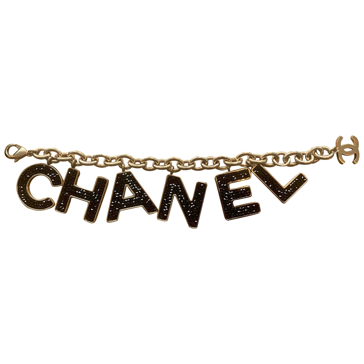 Chanel CHANEL Armband in Stahl