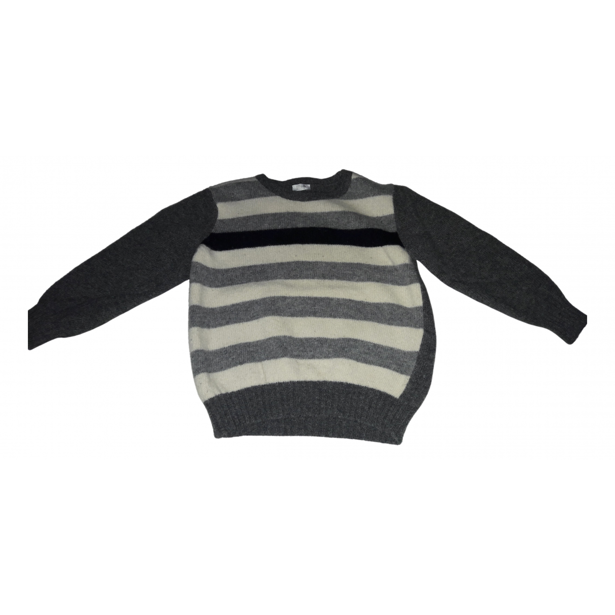 Il Gufo \N Grey Wool Knitwear for Kids 5 years - up to 108cm FR