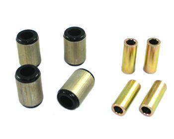 Whiteline W62012 31.6mm Rear Lower Control Arm Bushings Nissan 240SX S13 / S14 89-98