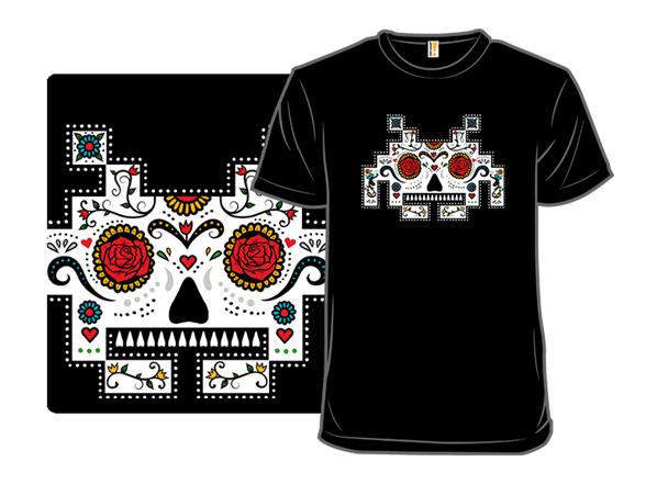 Dia De Los Invasores T Shirt