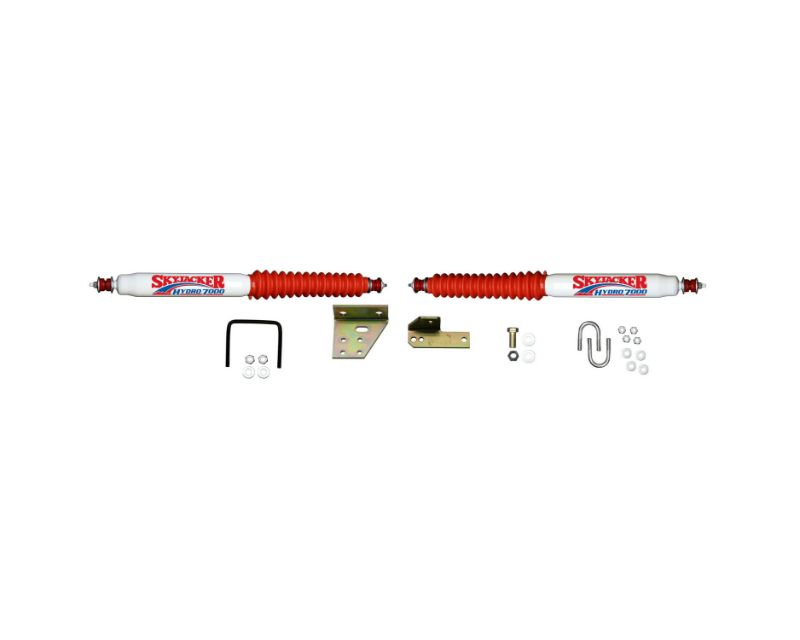 Skyjacker 7276 Steering Stabilizer Dual Kit 84-85 Toyota 4Runner 84-85 Toyota Pickup