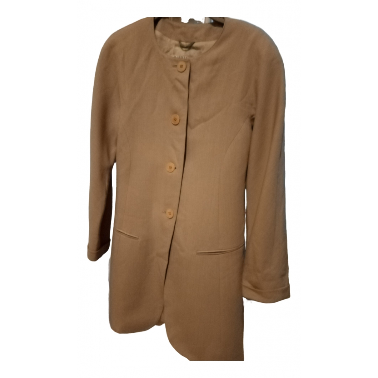 Marella \N Beige jacket for Women 42 IT