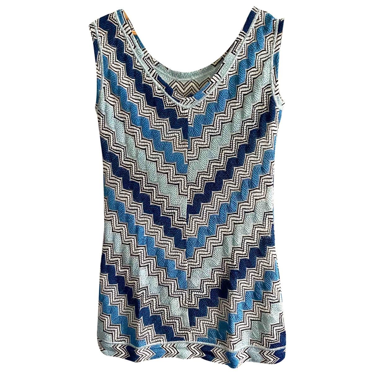 Missoni \N Blue dress for Women 40 FR
