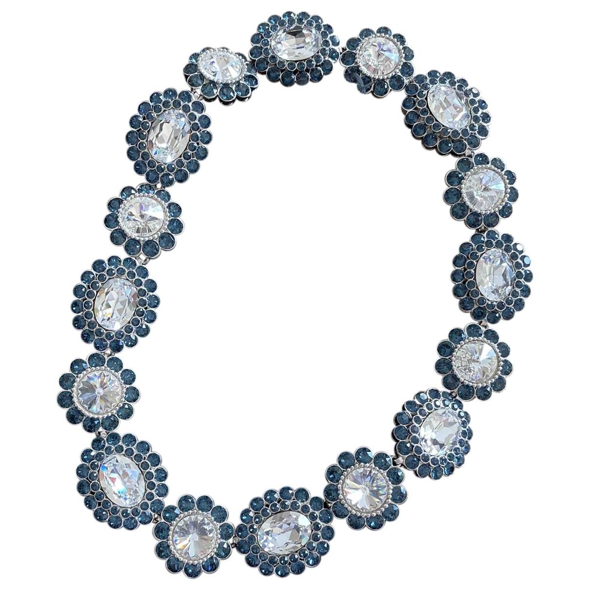Miu Miu - Collier   pour femme en cristal - multicolore
