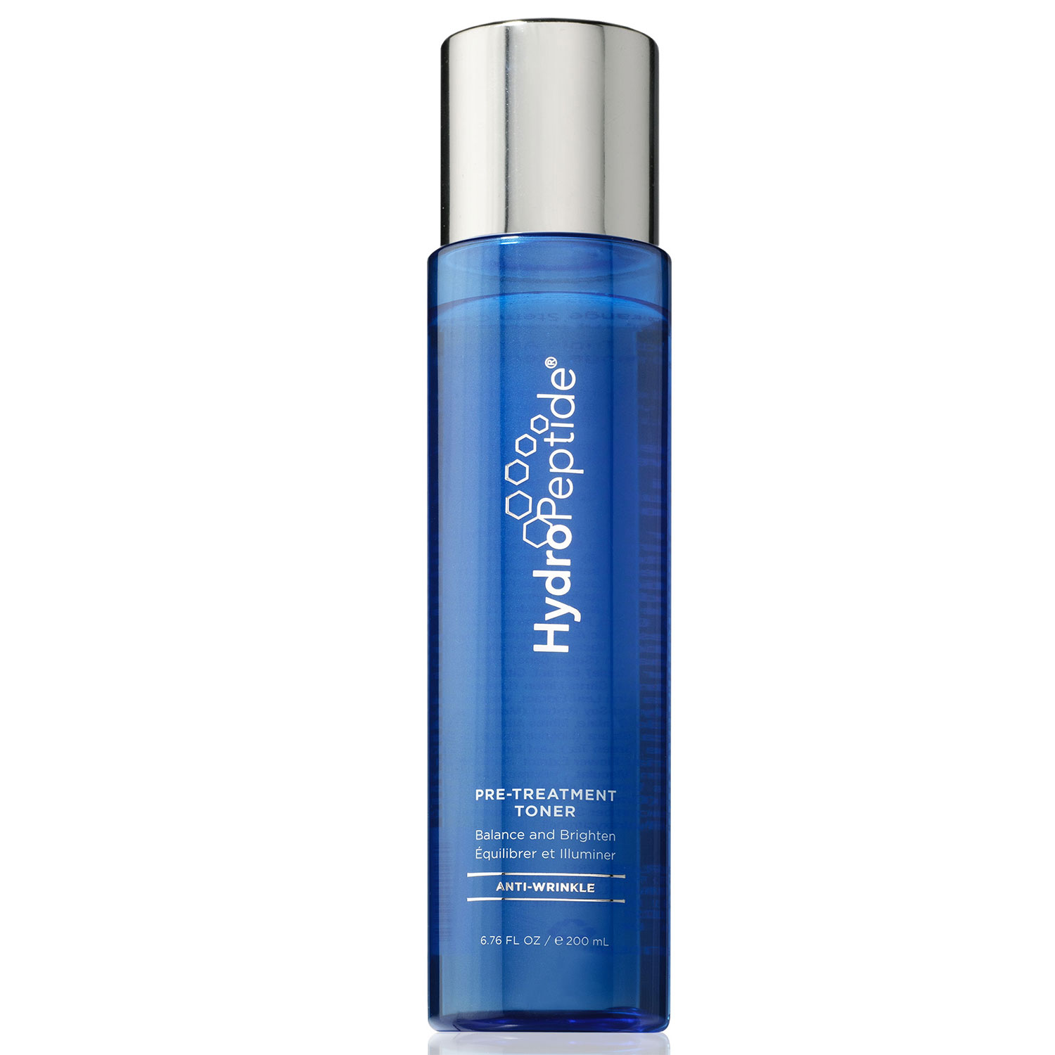 HydroPeptide PRE-TREATMENT TONER - Balance and Brighten ANTI-WRINKLE (6.76 fl oz / 200 ml)