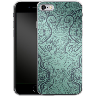 Apple iPhone 6 Silikon Handyhuelle - Visnu von Daniel Martin Diaz
