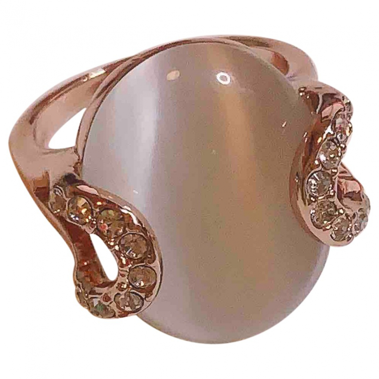 Non Signé / Unsigned \N Metal ring for Women 54 EU