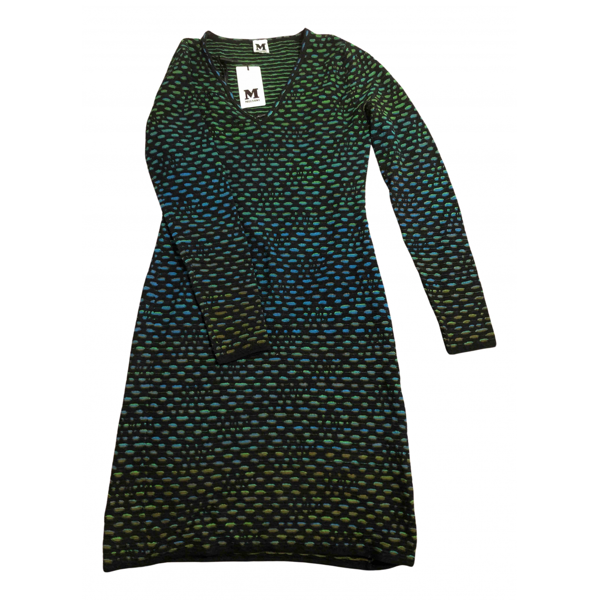 M Missoni \N Kleid in  Bunt Wolle