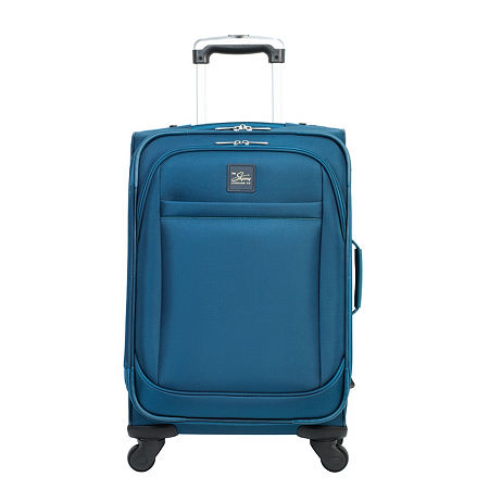 Skyway Chesapeake 3.0 20 Inch Carry-on Luggage, One Size , Blue
