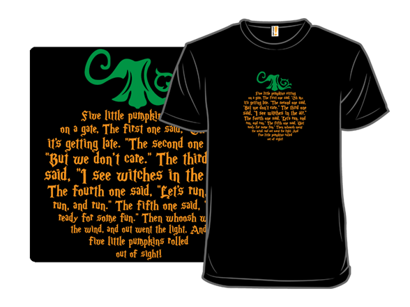 Little Pumpkins T Shirt