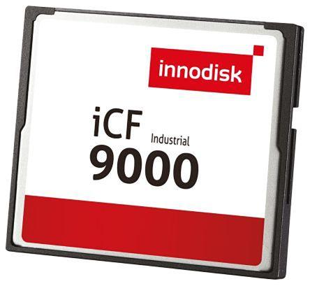 InnoDisk iCF9000 Industrial 2 GB SLC Compact Flash Card