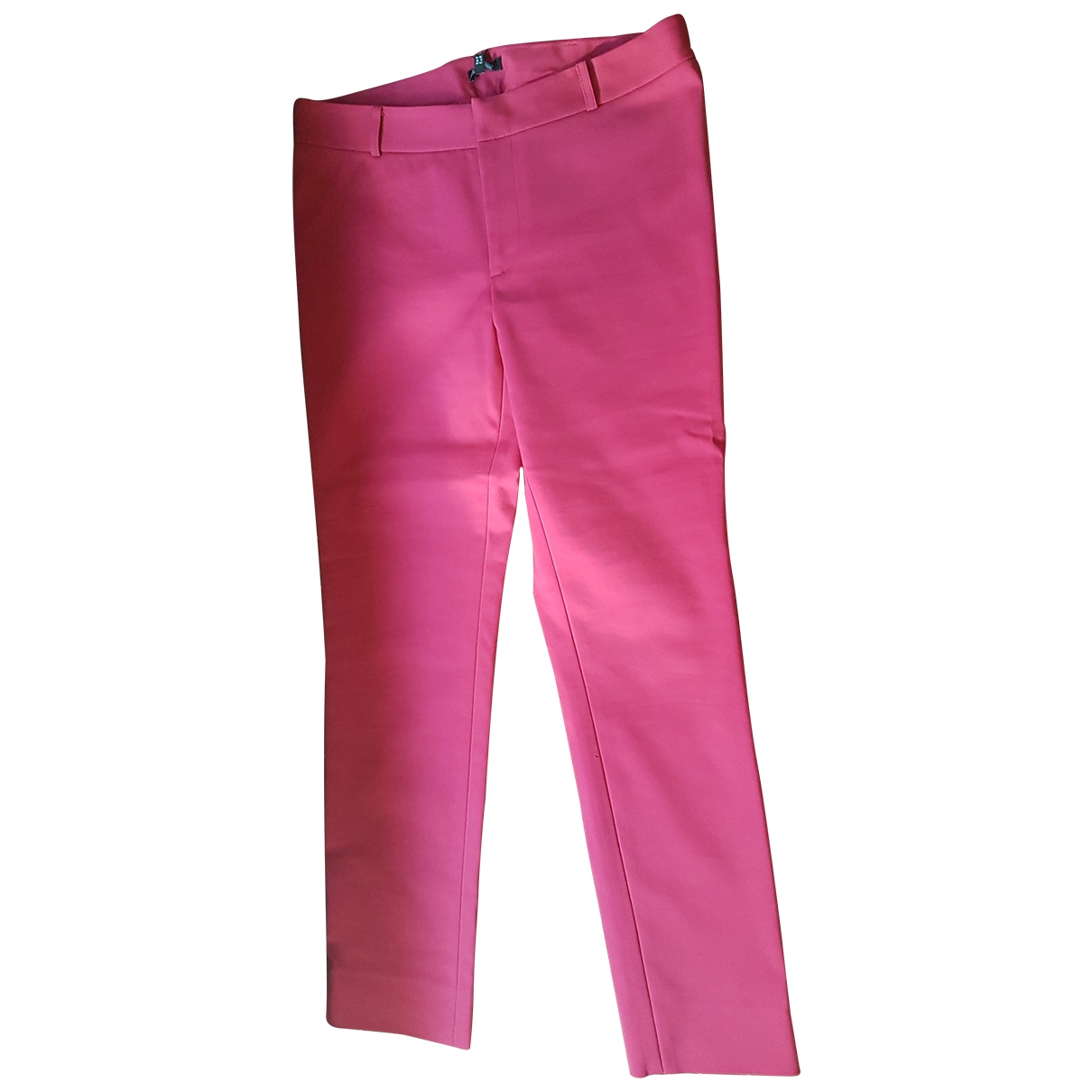 Raoul \N Cotton Trousers for Women 42 FR
