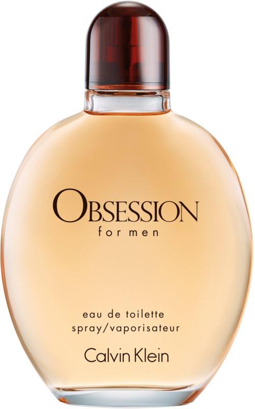 Obsession For Men Eau de Toilette - 6.7oz