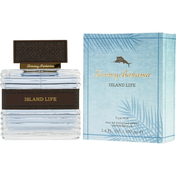 Tommy Bahama - Island Life : Cologne Spray 3.4 Oz / 100 ml