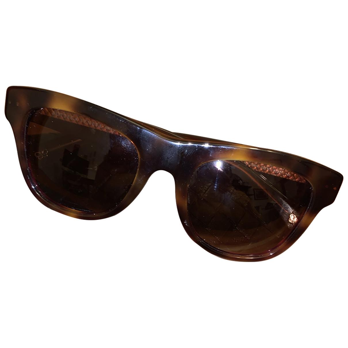 Bottega Veneta \N Brown Sunglasses for Women \N