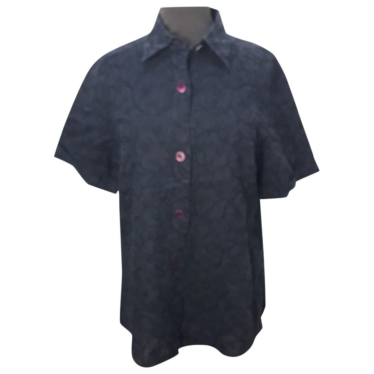 Camisa de Lino Max Mara