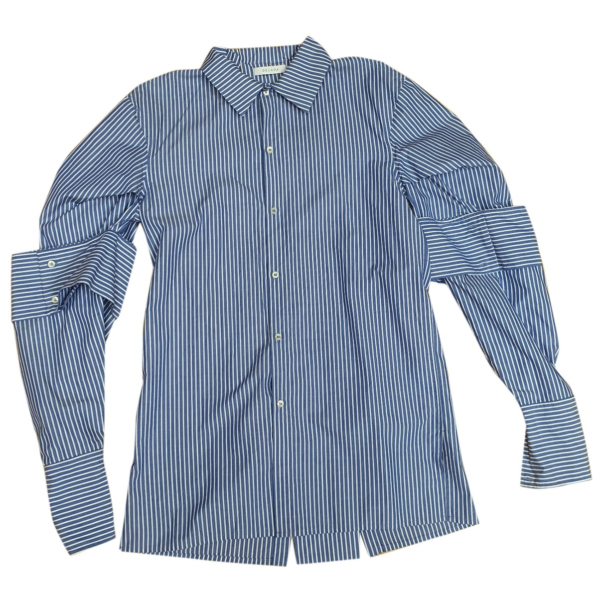 Camisa Oversize Non Signe / Unsigned