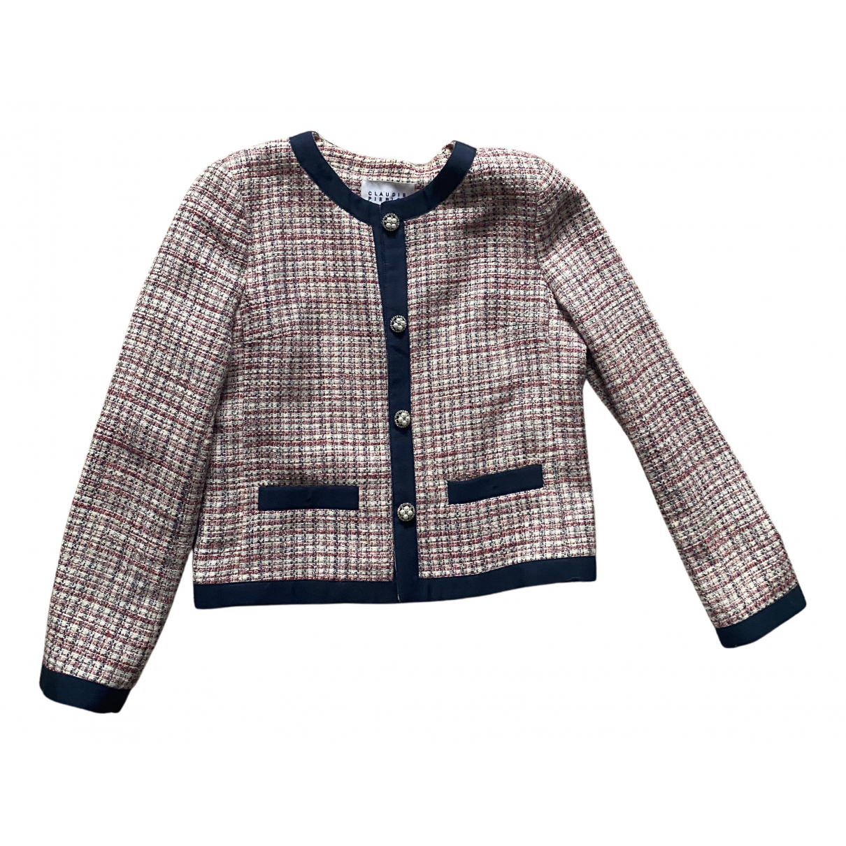 Claudie Pierlot N Multicolour Cotton jacket for Women 38 FR