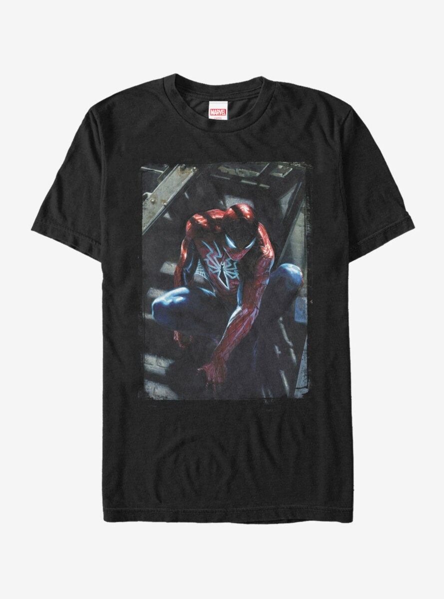 Marvel Spider-Man in the City T-Shirt