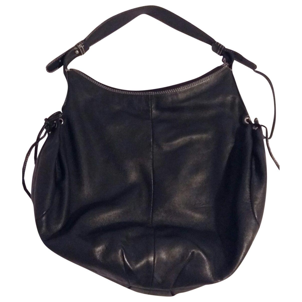 Blumarine \N Blue Leather handbag for Women \N