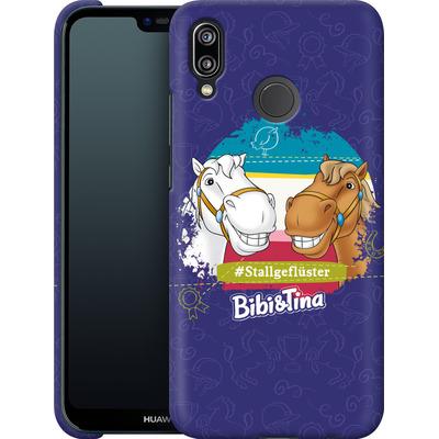 Huawei P20 Lite Smartphone Huelle - Bibi und Tina Stallgefluester von Bibi & Tina