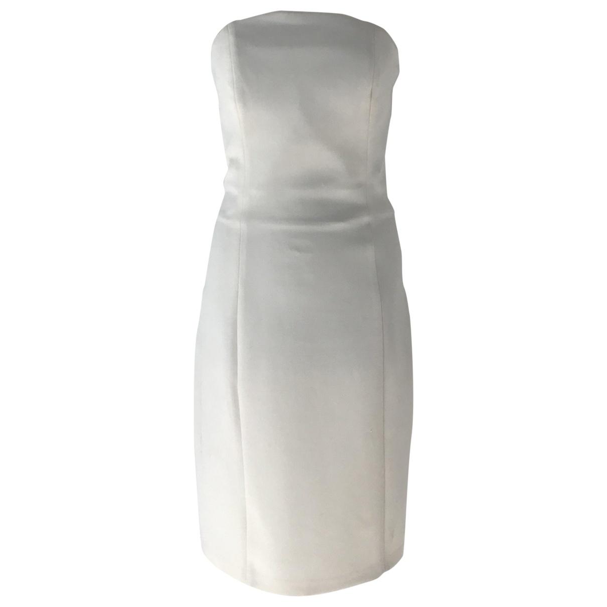 Alessandro Dell'acqua \N White dress for Women 42 IT