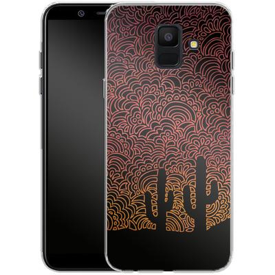 Samsung Galaxy A6 Silikon Handyhuelle - Arizona von Kaitlyn Parker