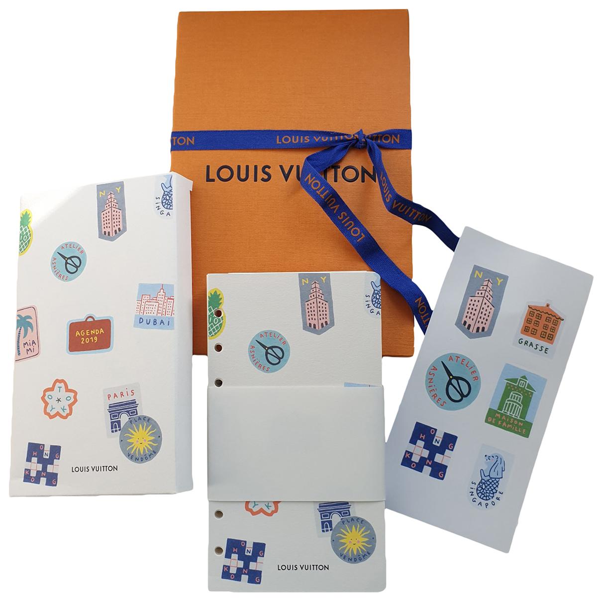 Louis Vuitton - Mode   pour lifestyle en coton - multicolore
