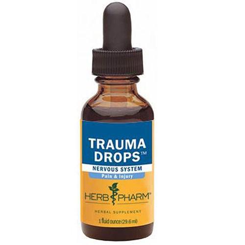 Trauma Drops Compound 4 Oz by Herb Pharm