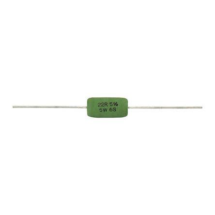 Vishay 75Ω Wire Wound Resistor 5W ±5% AC05000007509JAC00