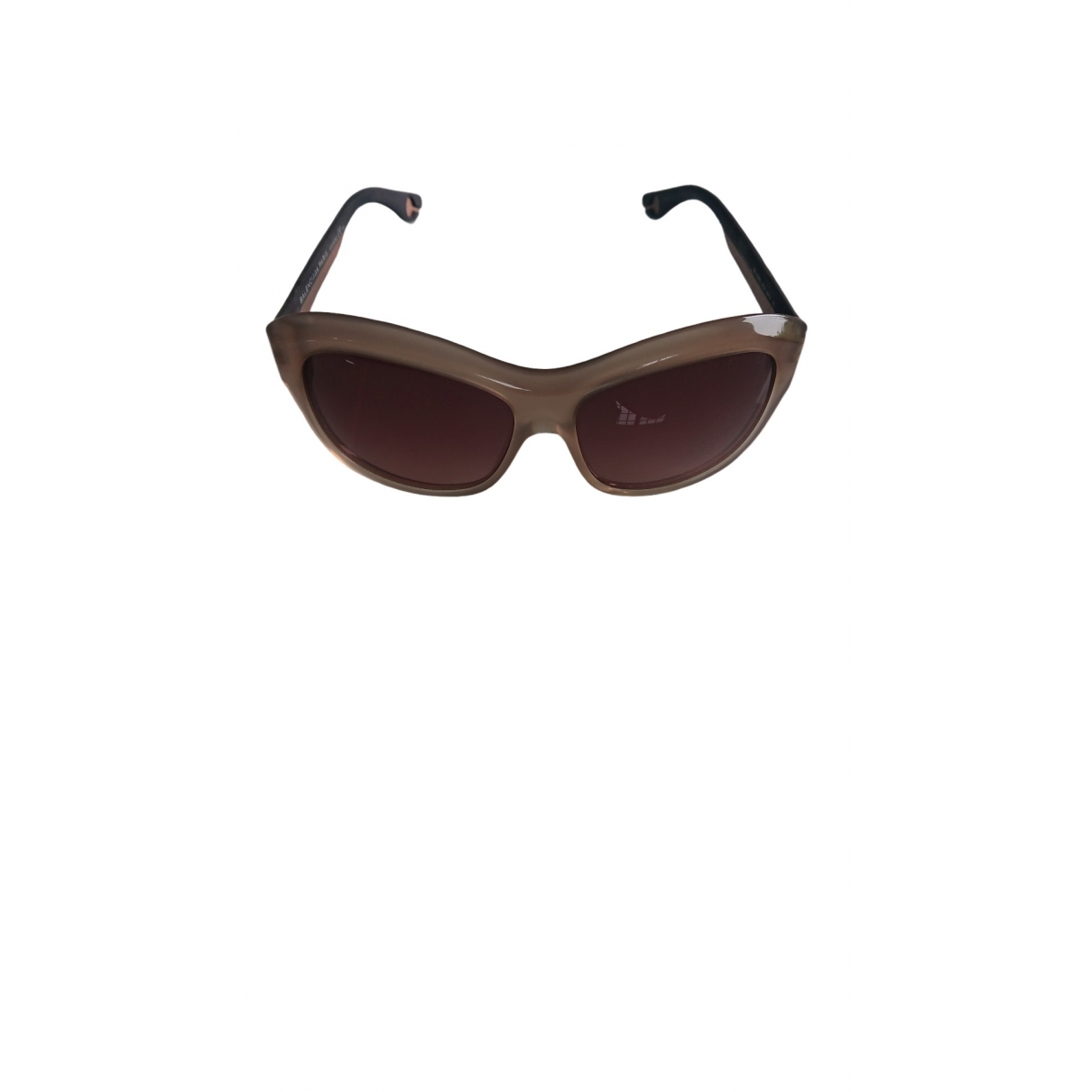 Balenciaga \N Pink Sunglasses for Women \N