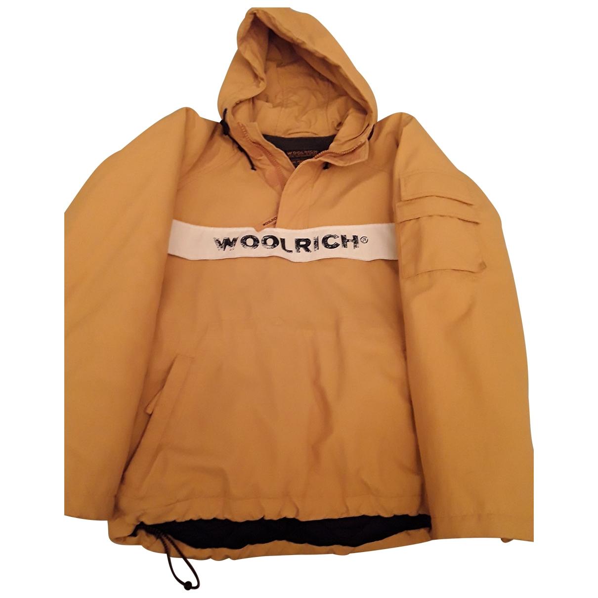 Woolrich \N Jacke, Maentel in Polyester