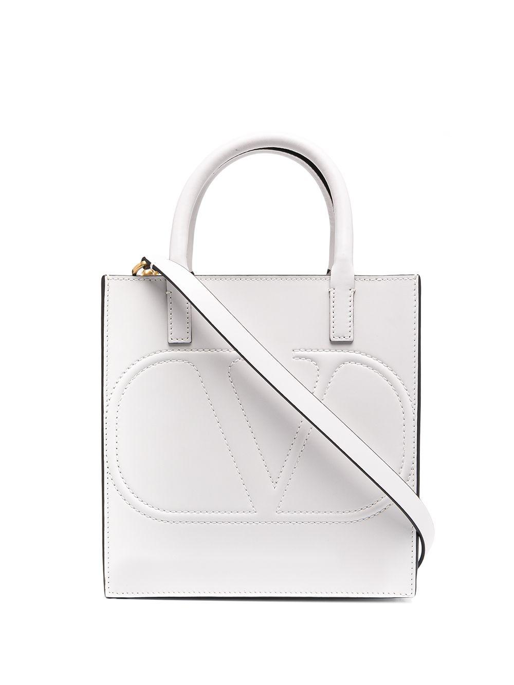 Vlogo Small Leather Handbag