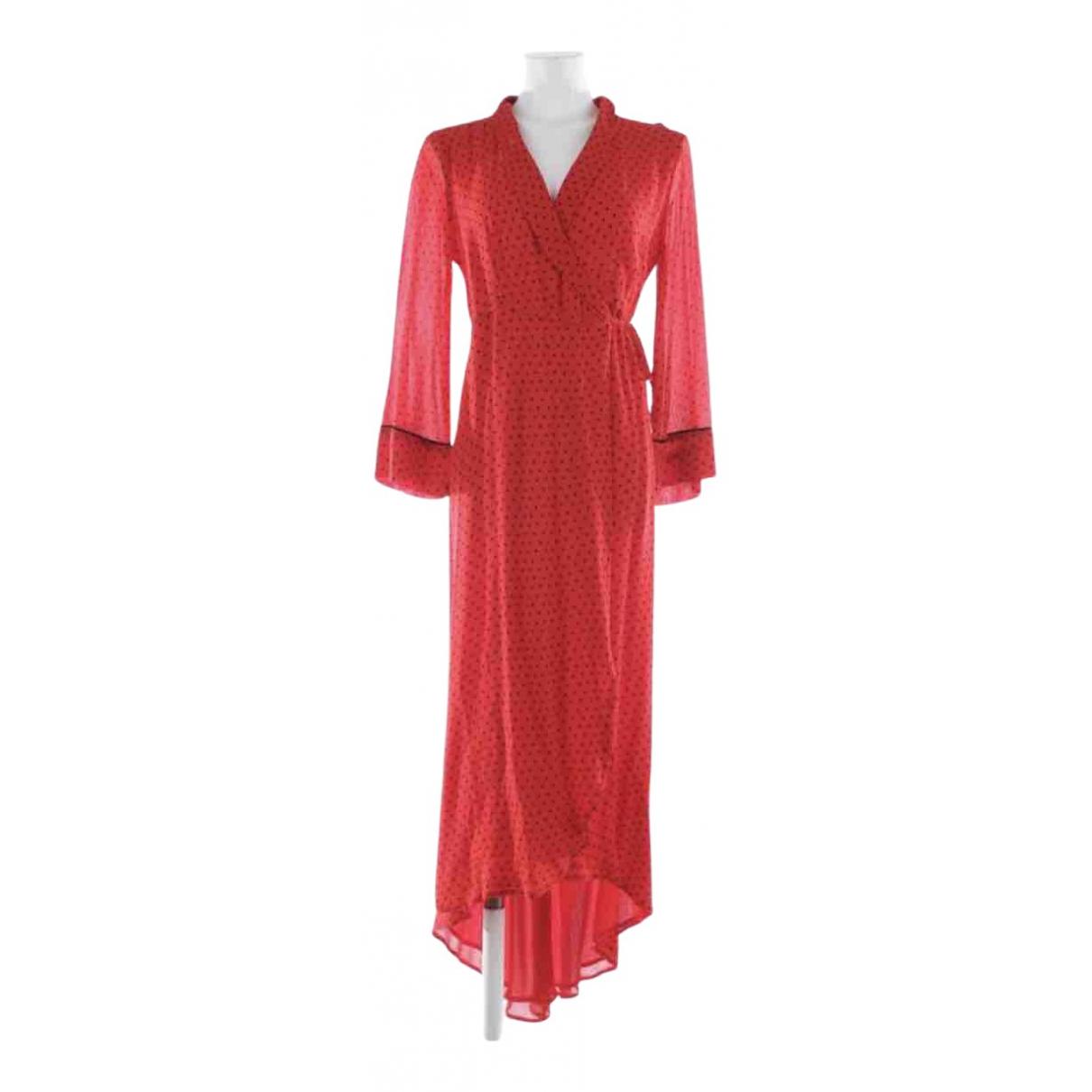 Ganni \N Red dress for Women 36 FR